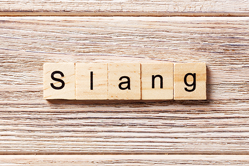 We all resort to using slang words. Slang is common in any language, here are some basic Arabic slang words in spoken Arabic (or colloquial)