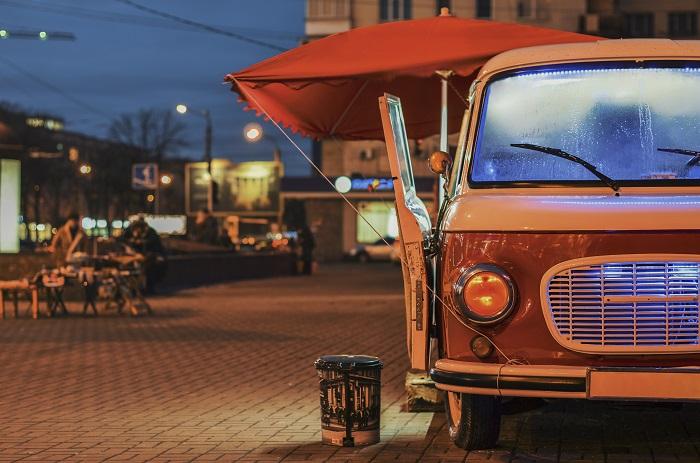 Arabic street food