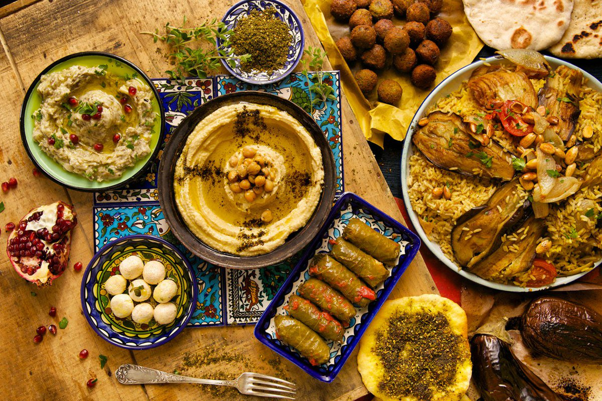 Check out these lip-smacking Palestinian dishes that represent the best of this beautiful land and its people