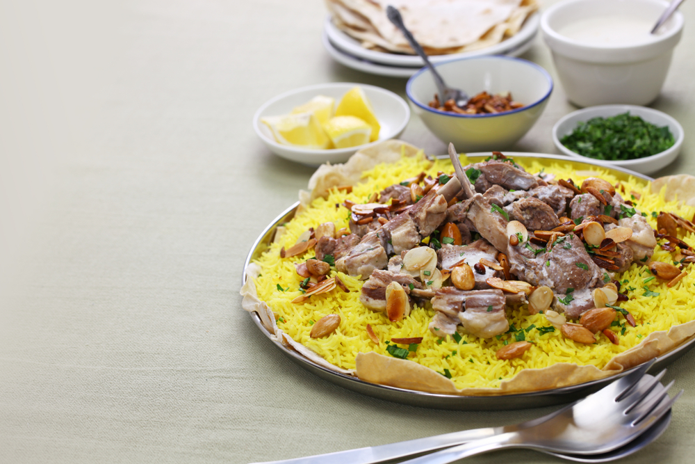 Caution: Do not eat this article while hungry! Otherwise, read it to find out all about mansaf - the national dish of Jordan!