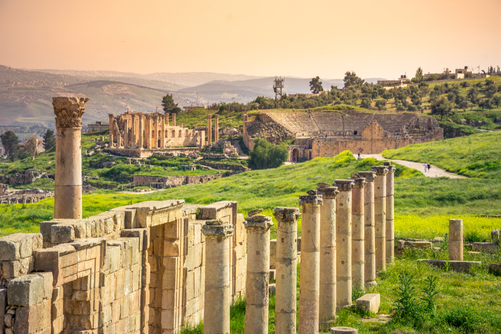 Jerash is perhaps one of the best preserved Greco-Roman cities. Read here how you can visit this ancient city that's reminiscent of the Roman Empire