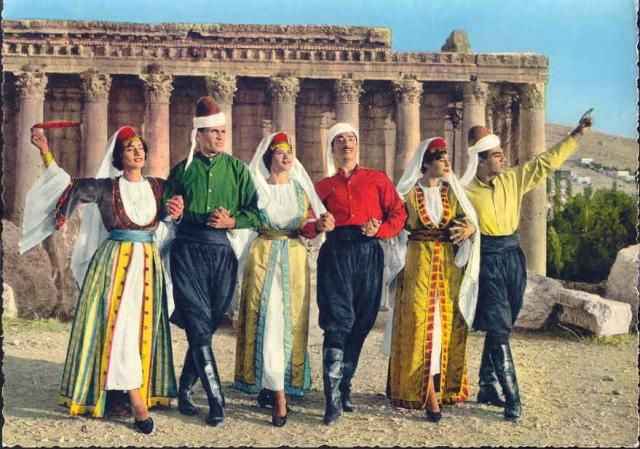 """You may know that its capital is called """"the Paris of the Middle East"""", but do you know the history of Lebanese clothing? Find out here"""