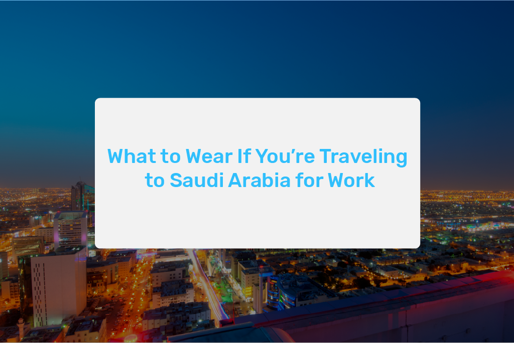 If you're planning on doing business in Saudi Arabia, then we've got you covered in this article on the Saudi Arabia business dress code