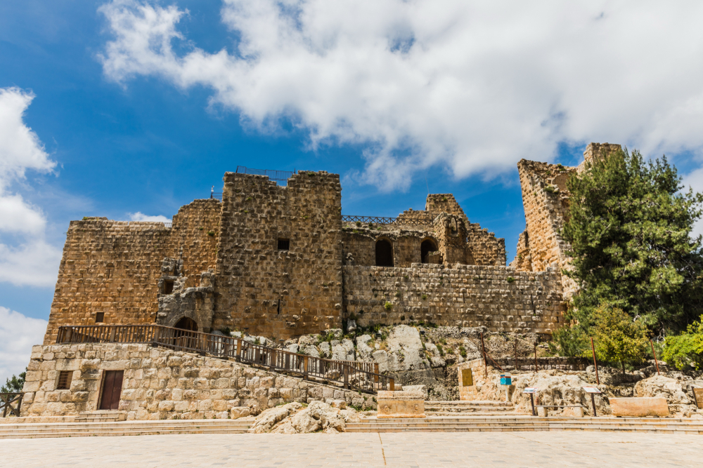Read how incredible the views are from this real castle in the sky and why you should make Ajloun one of you many stops when touring Jordan