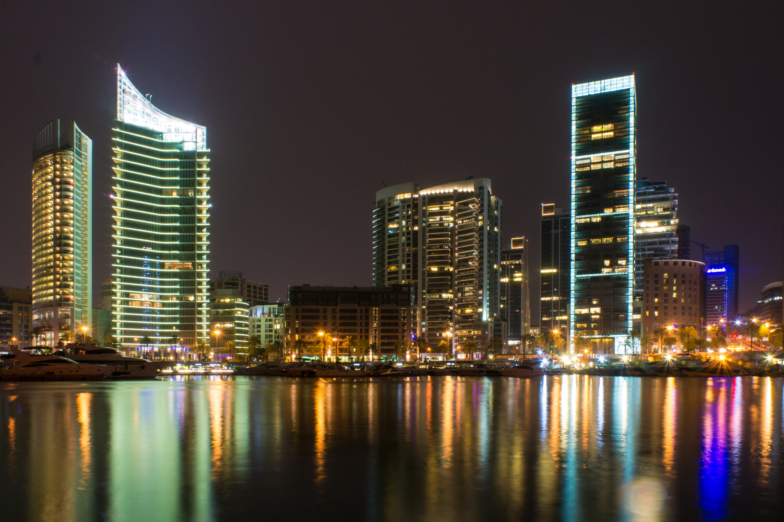 """Though Paris might be known as """"The City of Lights"""", read why Beirut, Lebanon, should be called the """"City of Nights"""". You would never get bored here!"""