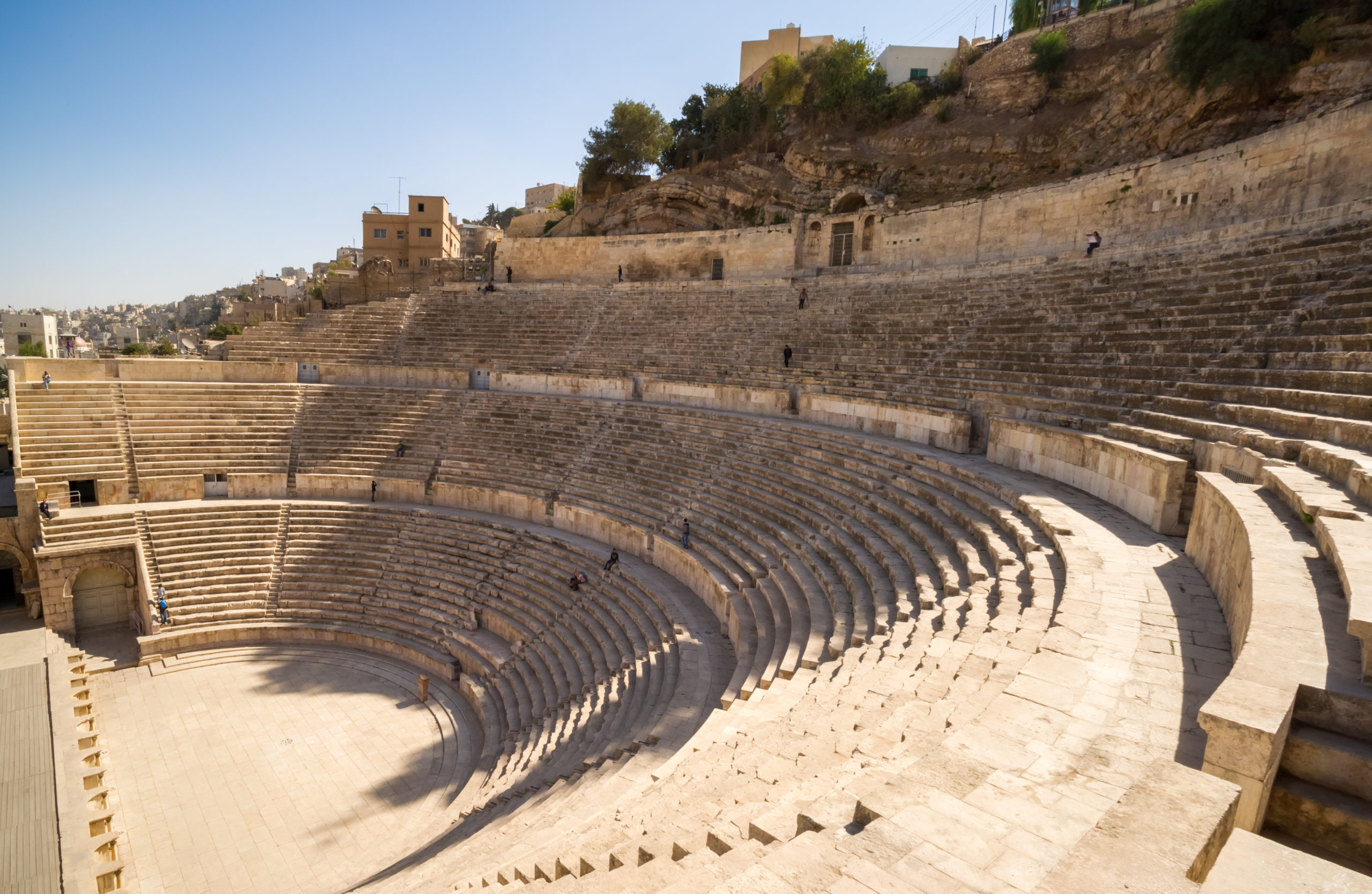 This magnificently restored theatre is the most impressive Roman ruins Amman has to offer. Read this article and you will see why