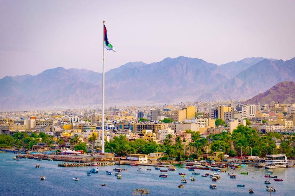 Find out why Aqaba is not only a favorite of the country's royal family, but also every other person who's ever visited this southern Jordan seaside resort