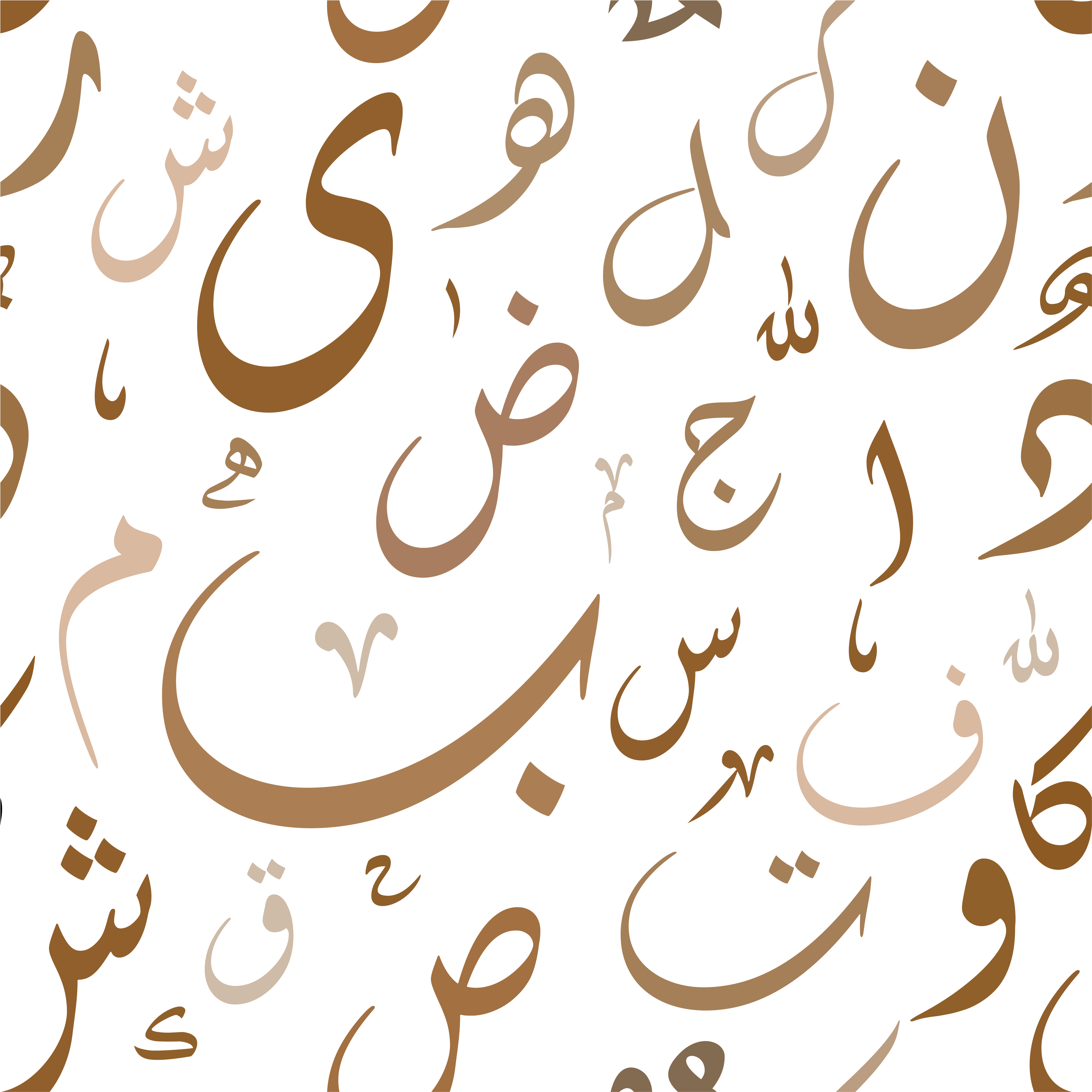 Arabic mnemonics and Arabic reading without knowing the Arabic alphabet is hard. How do you read Arabic letters? Click here.