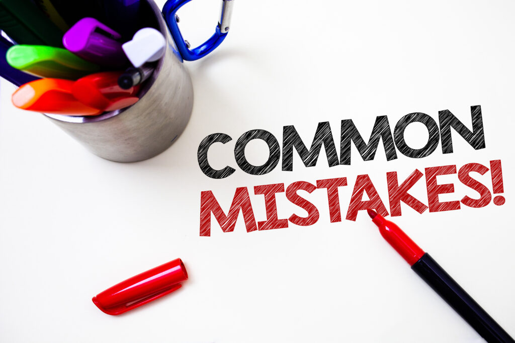 If you're learning Arabic but you're afraid of making common Arabic mistakes, then read this article and learn from the mistakes of others.