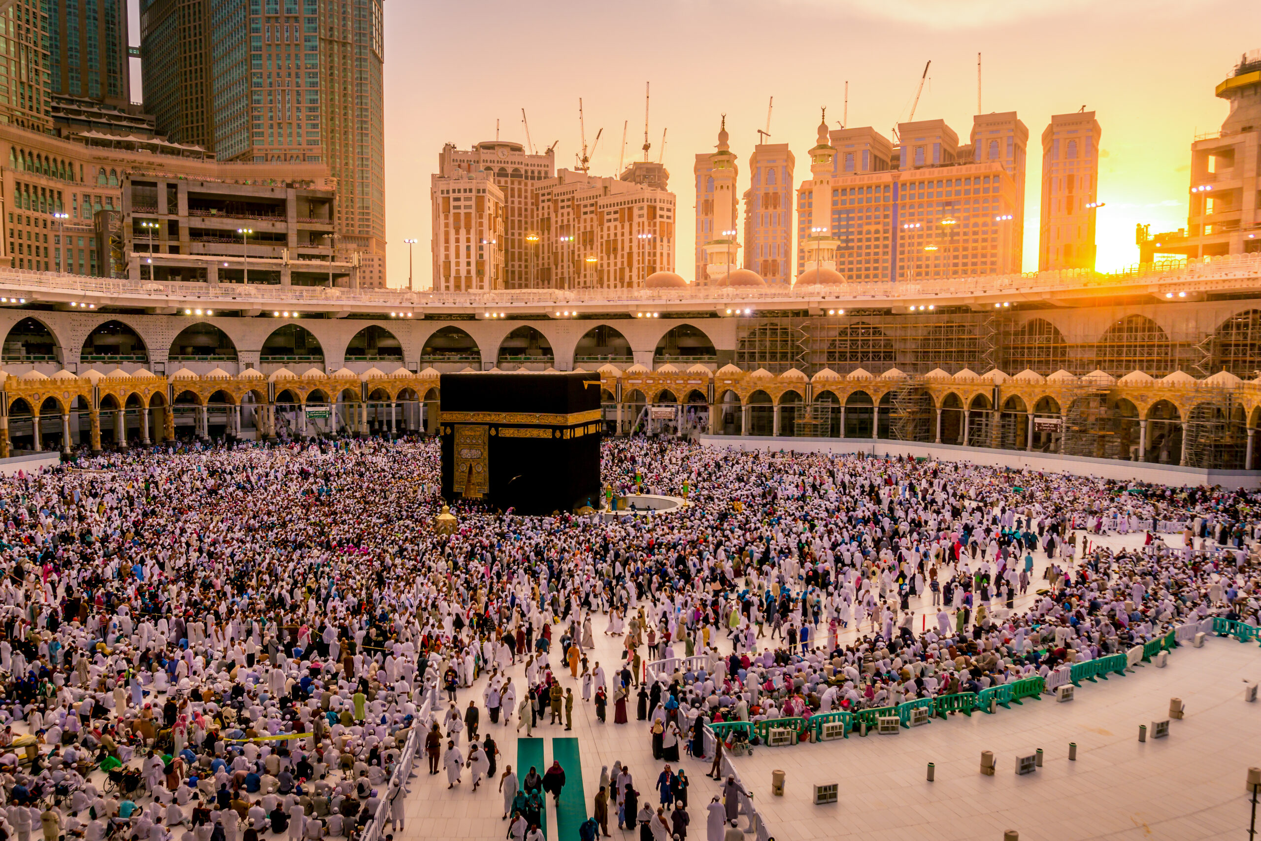 Curious about how Muslims perform Hajj? Read all about it below.
