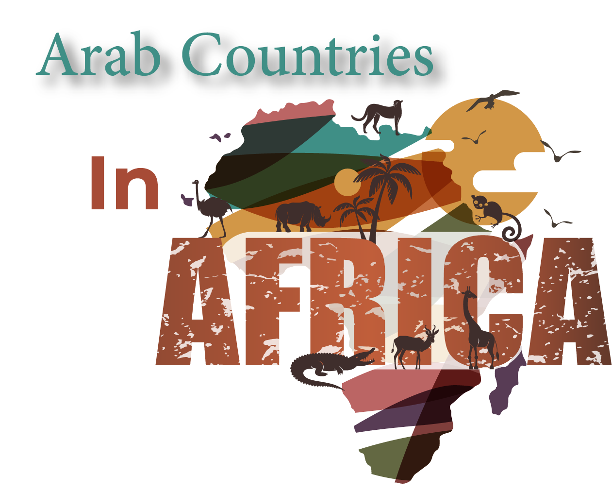 Curious about where Arab countries in Africa? Then you are in the right place. Learn about Arab culture of Arab countries in Africa and some African Arabic.