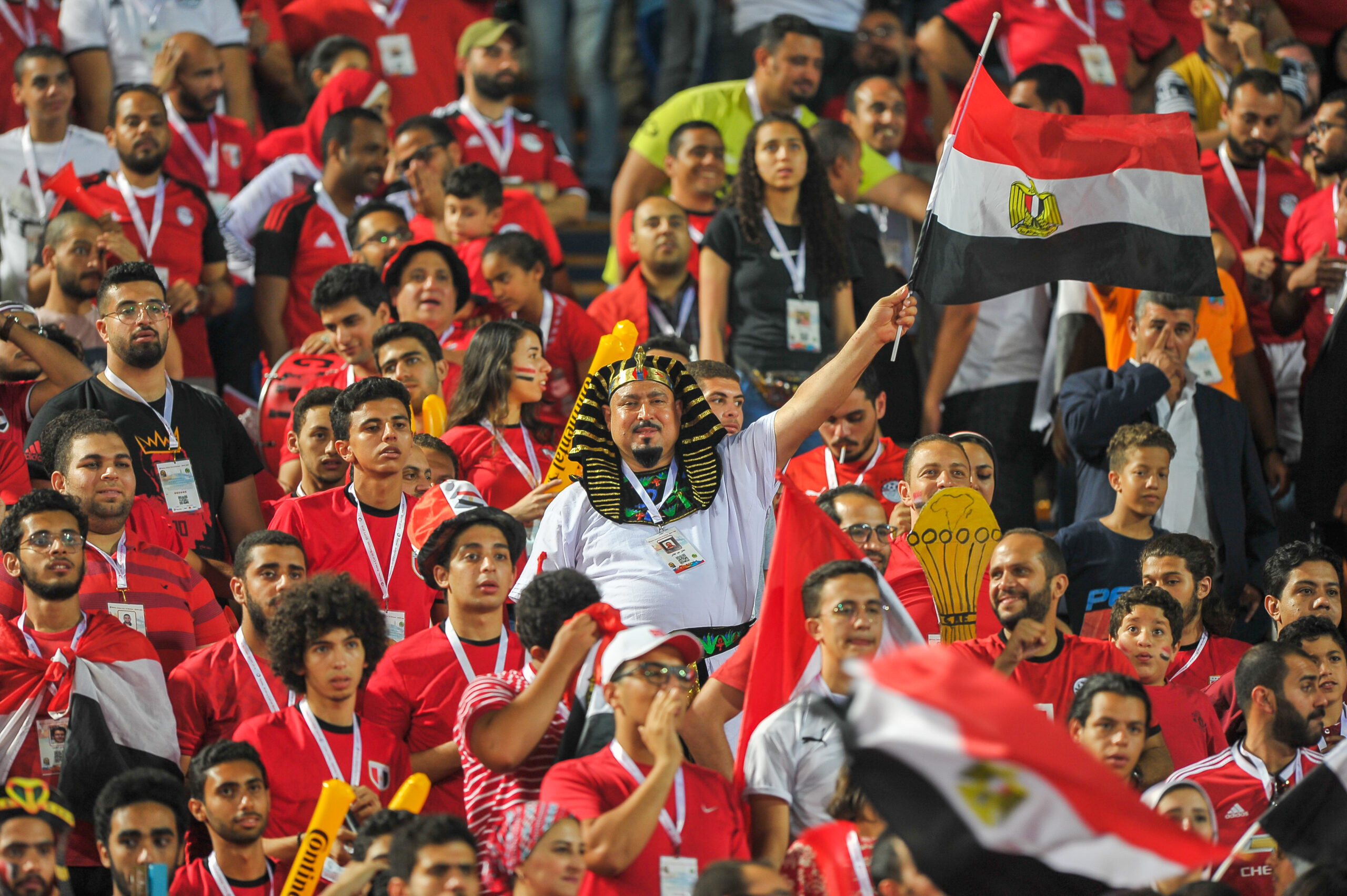 Are you curious about Egyptian football clubs? Click here to find out all about Egypt's football matches and the African Champions League.
